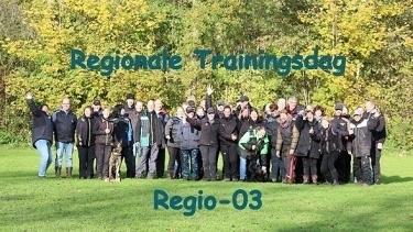 Regionale Trainingsdag Regio-03/04
