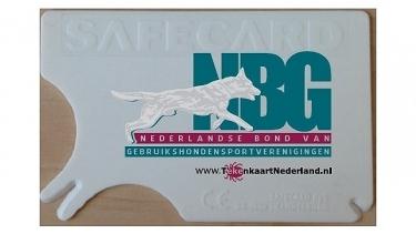 NBG Tekenkaart