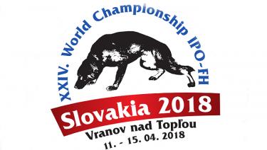 FCI WK Speurhonden 2018