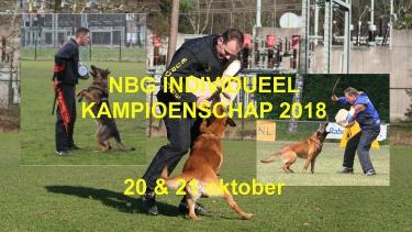 NBG Individueel Kampioenschap 2018