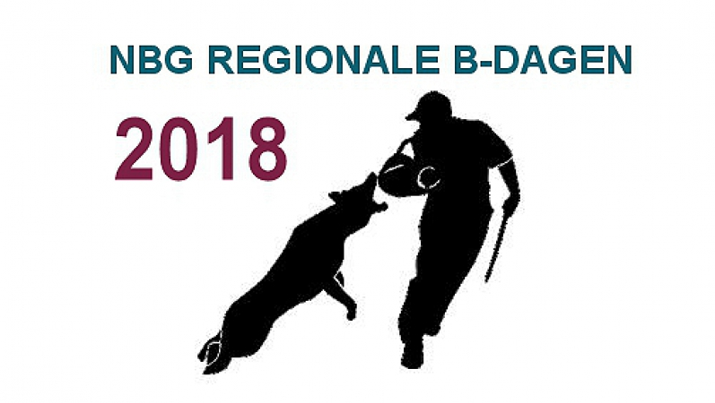 Uitslagen & Deelnemers Regionale B-dagen 2018