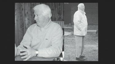 Oud Voorzitter en Erelid Bert Jansen overleden