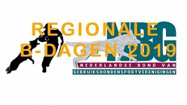 Uitslag Regionale B-dagen 2019