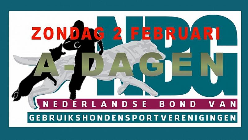 A-Dagen ZONDAG 2 februari