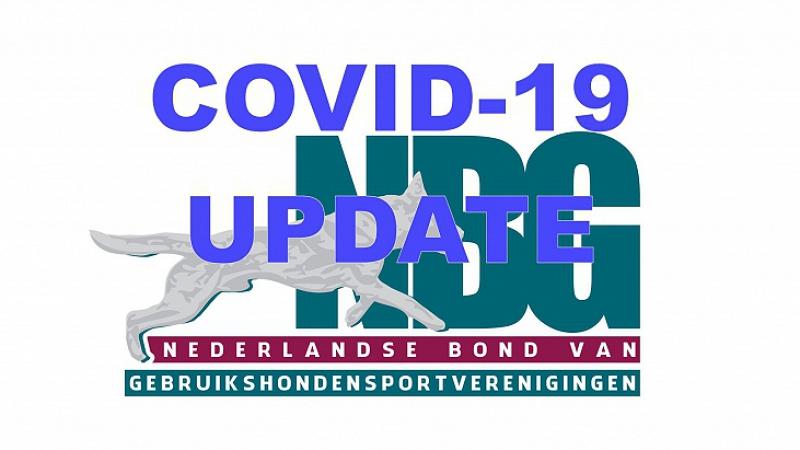 Update COVID-19 protocol
