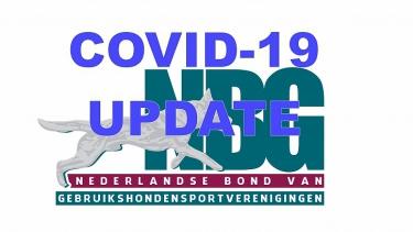 Update 15 december Covid-19