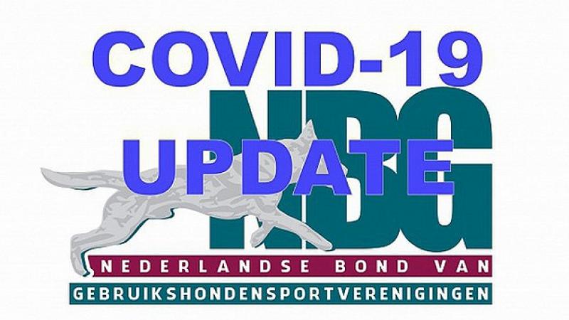 Update COVID maatregelen
