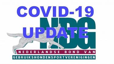 Update Covid-19 maatregelen