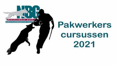 Pakwerkerscursussen 2021
